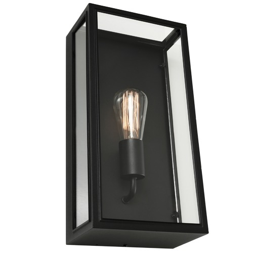 Cougar Lighting Black Chester Outdoor Box Light