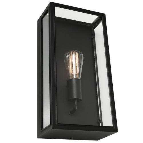Cougar Lighting Black Chester Outdoor Box Light