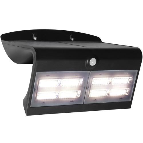 Cougar Lighting Solar 6.8W LED Wall Light