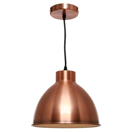 Cougar Lighting Industrial Dome Pendant Light