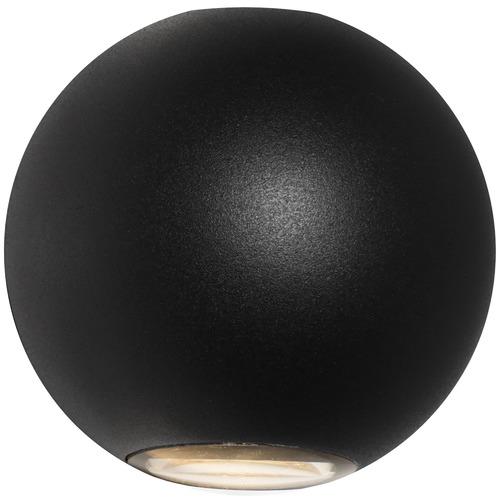 Cougar Lighting Genoa Spherical Exterior Wall Light