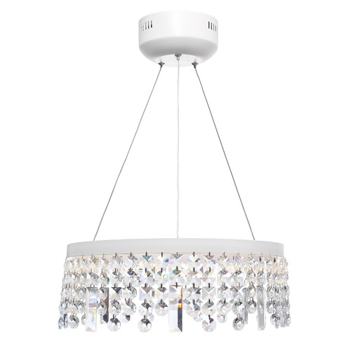 Cougar Lighting Majestic Crystal Pendant Light