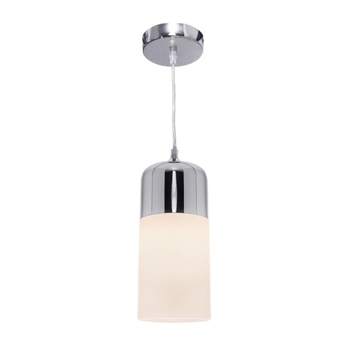 Cougar Lighting Chrome Ollie Pendant Light