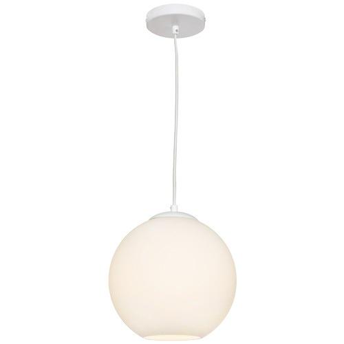 Ignite Lighting White Orpheus Pendant Light