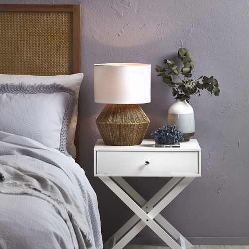 Cougar Lighting Natural Cassie Table Lamp