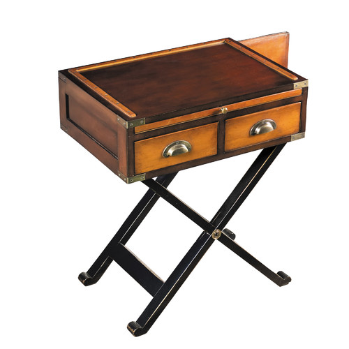 AM Living War Chest Side Table