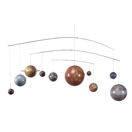 Global Treasures Mobile Solar System Globe