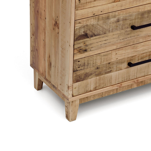 Evergreen Home Ava Recycled Pine Wood Tallboy