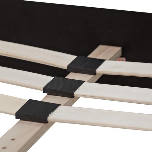 Evergreen Home Bethany Upholstered Bed Frame
