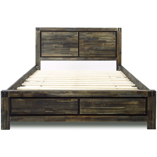 Evergreen Home Antony Solid Timber Bed Frame