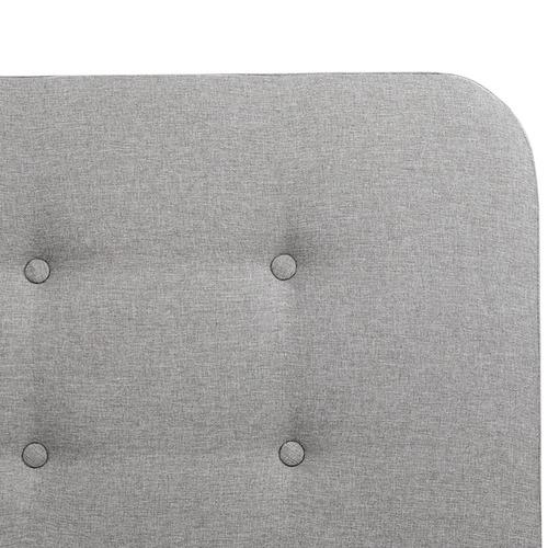 Evergreen Home Zandra Cambric Fabric Bedhead