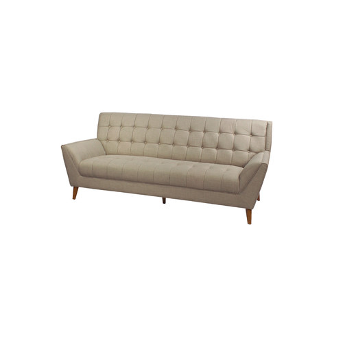 By Designs Edmund 3 Seater Fabric Sofa