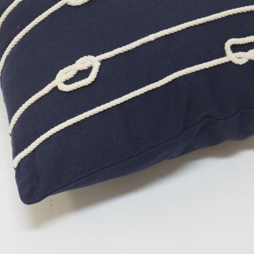 Stoneleigh & Roberson Ahoy Cotton Cushion