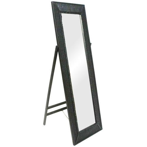 Stoneleigh & Roberson Arch Rattan Full Length Mirror