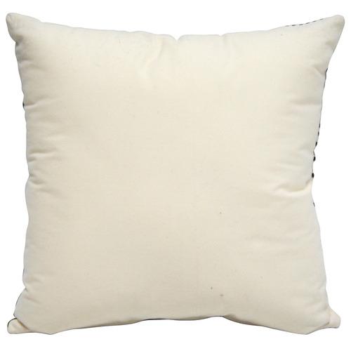 Stoneleigh & Roberson Blocker Cotton Cushion