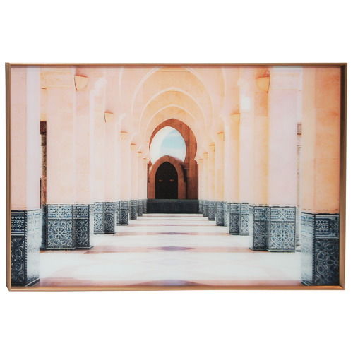 Stoneleigh & Roberson Dusk Framed Printed Wall Art
