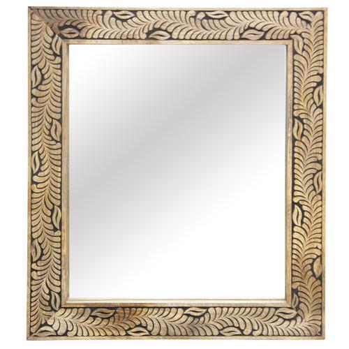 Stoneleigh & Roberson Natural Vine Wall Mirror