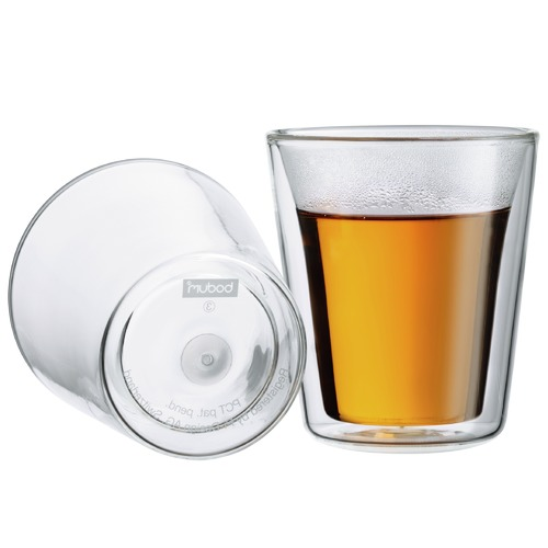 Bodum Canteen Double Wall 200ml Glasses