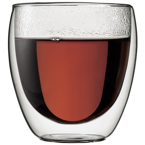 Bodum Pavina Double Wall 250ml Glasses