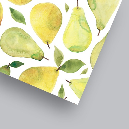 Pears Printed Wall Art