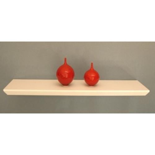 Cooper Furniture Floating Shelf in Angled Edge
