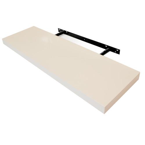 Cooper Furniture High Gloss Floating Shelf