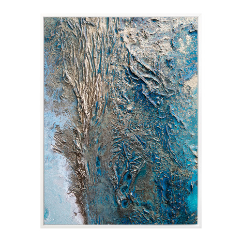 Urban Road Sunlit Canvas Wall Art