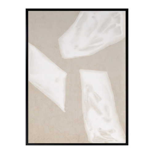 Urban Road Blanc Spaces III Canvas Wall Art