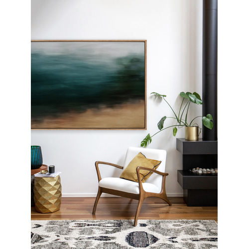 Urban Road Second Look Canvas Wall Art