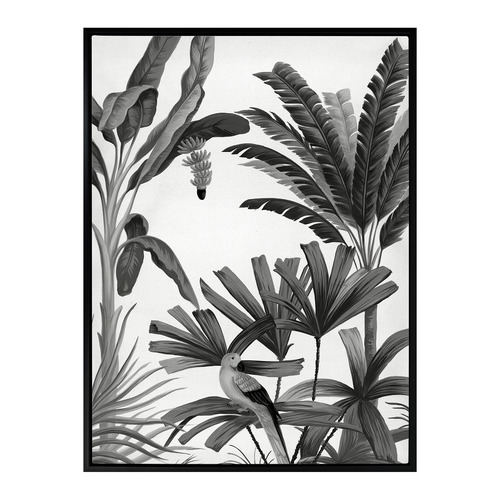 Urban Road Dominica III Canvas Wall Art