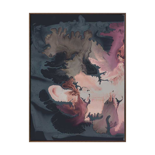Urban Road Dolce Canvas Wall Art