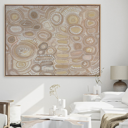 Marramarra Canvas Wall Art