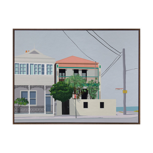 Parnell Place Canvas Wall Art