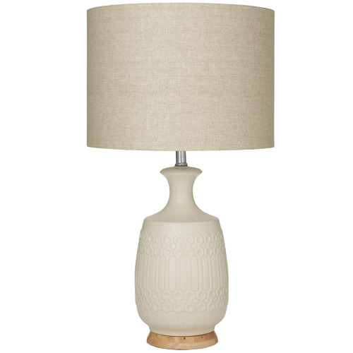 The Home Collective Marley Ceramic Table Lamps