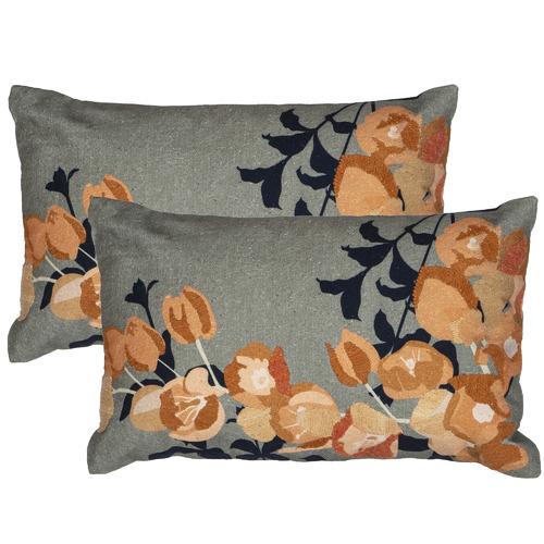 The Home Collective Aki Cotton Cushions