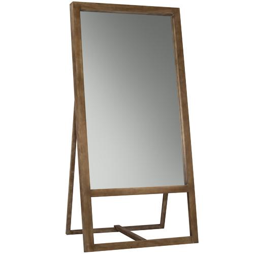 The Home Collective Astrid Wooden Freestanding Floor Mirror