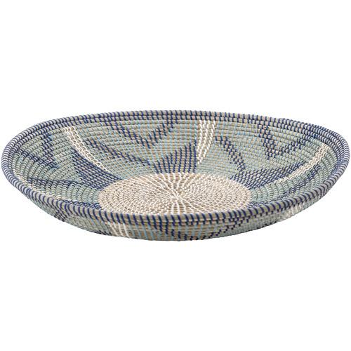 The Home Collective Como II Seagrass Decorative Bowls