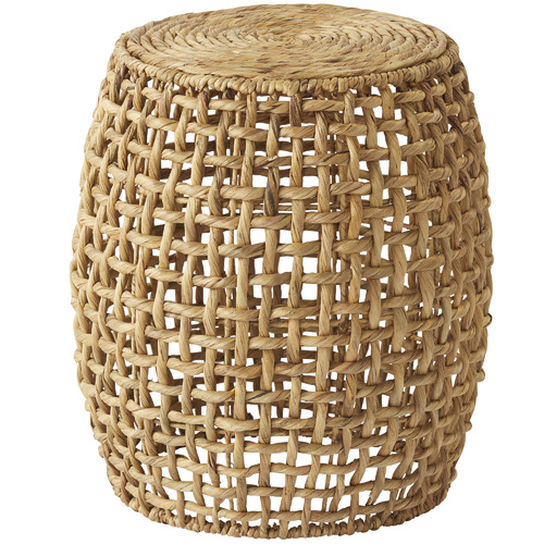 The Home Collective Agila Water Hyacinth Side Table