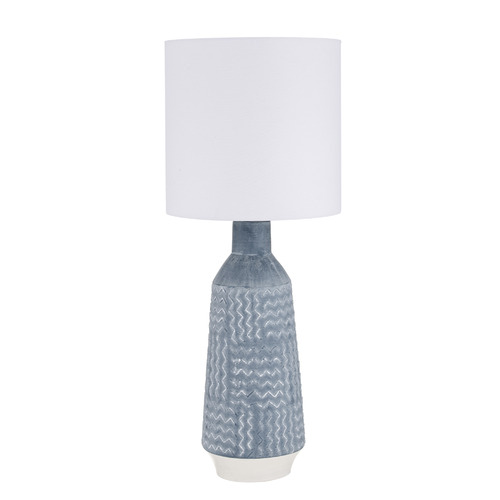 The Home Collective Boncho Ceramic Table Lamps