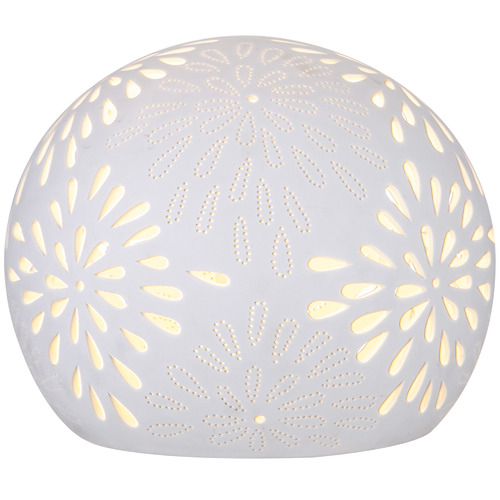 The Home Collective Dome Eve Porcelain Table Lamp