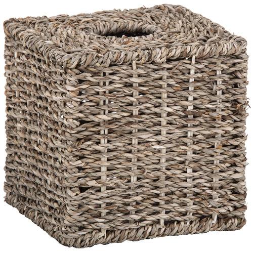 Gilli Square Seagrass Tissue Box