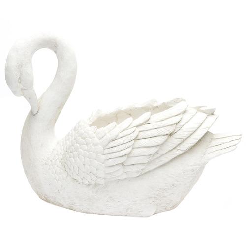 Newport Swan Planter