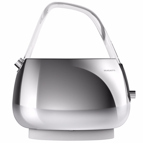 Bugatti Jacqueline 1.2L Electric Kettle with Transparent Handle