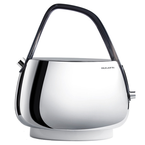 Bugatti Jacqueline 1.2L Electric Kettle with Smoky Handle