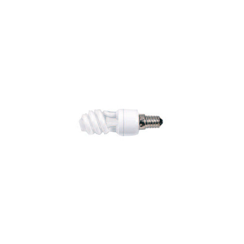 Superlux E14 Self Ballasted Fluorescent Spiral Light Globe in Warm White