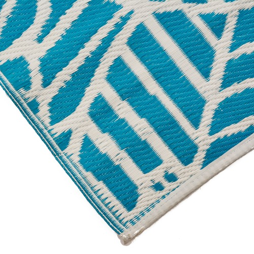 Ground Work Rugs Chatai Sol Reversible Indoor Outdoor Rug