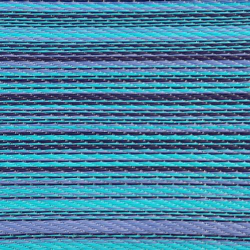 Ground Work Rugs Blue Chatai Rongoli Reversible Indoor Outdoor Rug