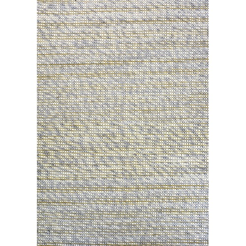 Ground Work Rugs Silver Sua Flat Weave Wool-Blend Rug