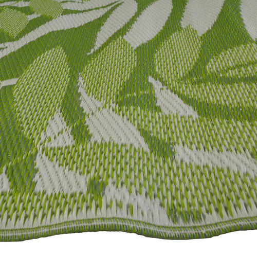 Ground Work Rugs Olive Green Chatai Classic Outdoor Rug