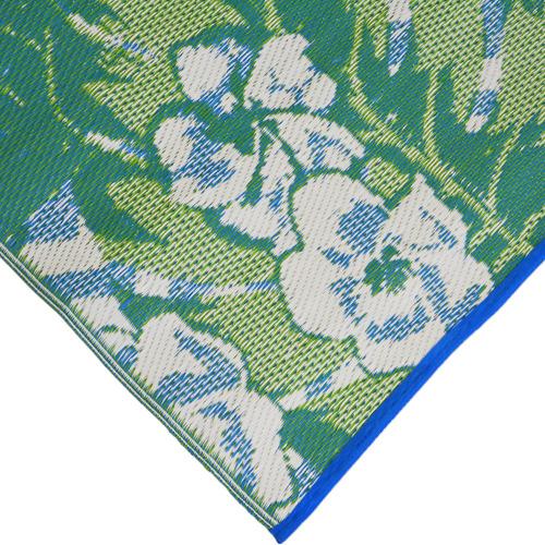 Ground Work Rugs Green Chatai Classic Outdoor Rug